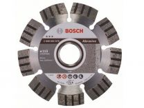 Diamantový kotouč na cihly Bosch Best for Abrasive, pr. 115x22.23x2.2/12 mm
