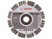 Diamantový kotouč na cihly Bosch Best for Abrasive, pr. 150x22.23x2.4/12mm