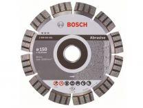 Diamantový kotouč na cihly Bosch Best for Abrasive, pr. 150x22.23x2.4/12 mm