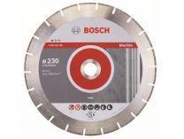 Diamantový kotouč na mramor Bosch Standard for Marble, pr. 230x22.23x2.8/3mm