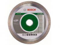 Diamantový kotouč na obklady Bosch Best for Ceramic pro řezačky na dlaždice, pr. 180x25.40x2.2/10mm