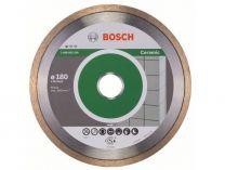 Diamantový kotouč na obklady Bosch Standard for Ceramic, pr. 180x25.4x1.6/7mm