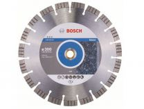 Diamantový kotouč na žulu Bosch Best for Stone pro pily, pr. 300 x 20/25,40 *x 2.8 / 15 mm (2 608 602 647)