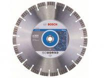Diamantový kotouč na žulu Bosch Best for Stone, pr. 350x20/25,40*x3.2/15 mm