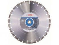 Diamantový kotouč na žulu Bosch Best for Stone, pr. 400x20/25,40*x3.2/12 mm