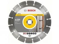 Diamantový kotouč pro stavební materiály Bosch Expert for Universal, pr. 300 x 22.23 x 2.8 / 12 mm (2 608 602 569)