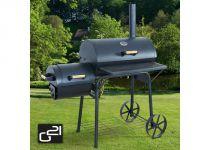 G21 BBQ big - Gril na dřevěné uhlí