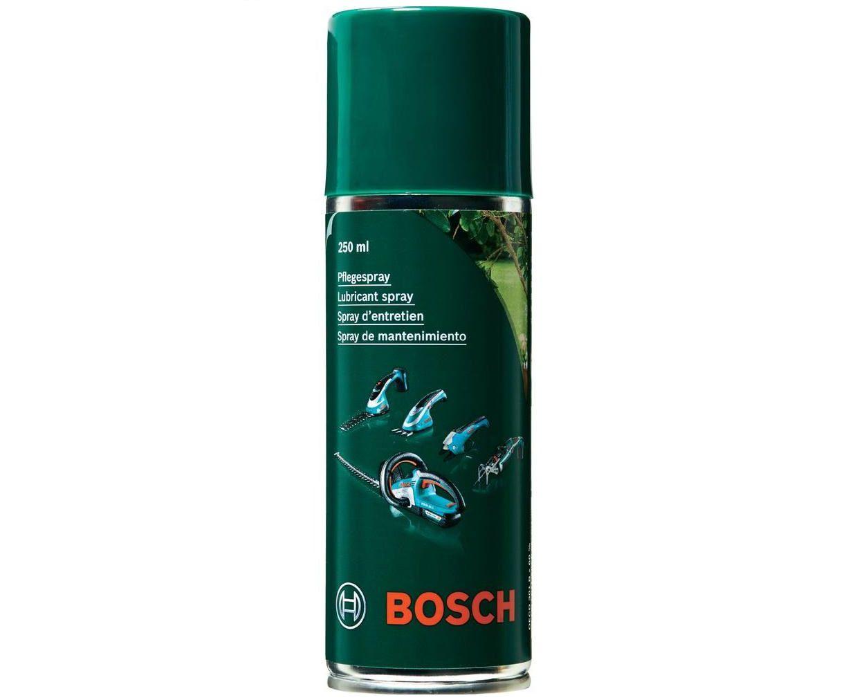 Bosch konzervační sprej na čepele zahradního nářadí Bosch příslušenství