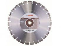 Diamantový kotouč na abrazivní materiály Bosch Best for Abrasive, pr. 400x20/25.4x3.2/12mm