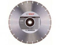 Diamantový kotouč na abrazivní materiály Bosch Standard for Abrasive, pr. 350x20/25.4x2.8/10 mm