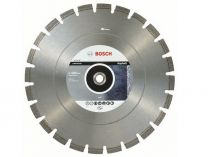 Diamantový kotouč na asfalt Bosch Best for Asphalt, pr. 400x20/25.4x3.2/12mm