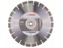 Diamantový kotouč na beton Bosch Best for Concrete, pr. 350x20/25,40*x3.2/15 mm