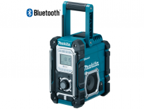 Zobrazit detail - Aku stavební rádio Makita DMR106, 7.2V-18V, 220V, USB, bluetooth, 4.4 kg