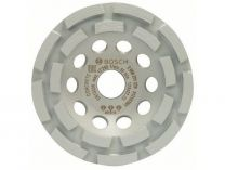Diamantový brusný hrnec na beton Bosch Best for Concrete, pr. 125x22.23/4.5 mm, 2-řadý segment