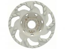 Zobrazit detail - Diamantový brusný hrnec na beton Bosch Best for Concrete, pr. 125x22.23/4.5 mm, 1-řadý segment
