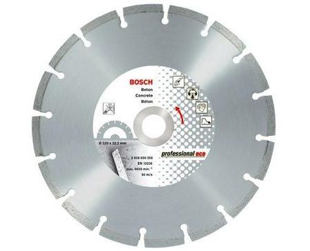 Diamantový kotouč na beton Bosch Professional 115 mm Bosch příslušenství