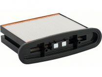 Polyesterový skládaný filtr k vysavači Bosch 8600cm², 257x69x187mm pro GAS 50; GAS 50 M Professional