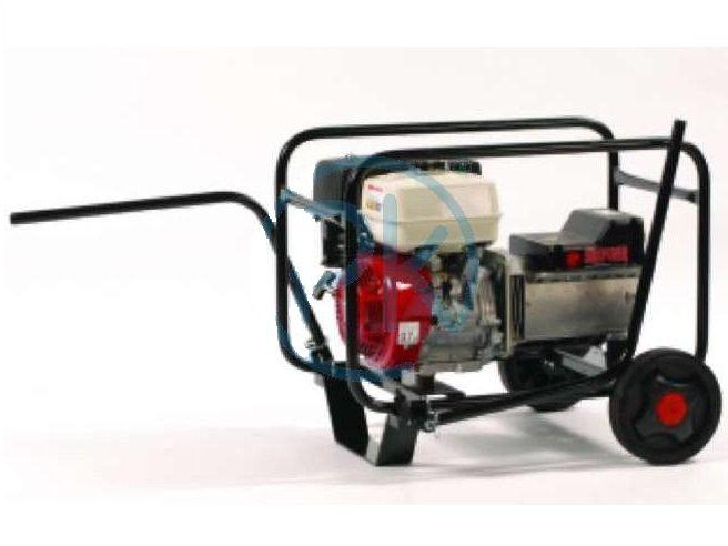 2-kolový podvozek Europower P9/1b pro elektrocentrály Europower, HONDA, VANGUARD, HATZ atd. do hmotnosti 152 kg
