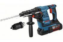 Zobrazit detail - Bosch GBH 36 VF-LI Plus Professional - 2x 36V/4.0Ah, aku pneumatické kladivo