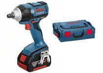 Zobrazit detail - Bosch GDS 18 V-EC 250 Professional - 2x 18V/4.0Ah, aku rázový utahovák