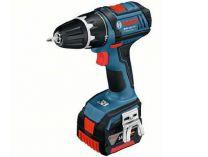 Zobrazit detail - Bosch GSR 14,4 V-LI Professional - 2x 14.4V/4.0Ah, aku vrtačka bez příklepu