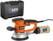 Zobrazit detail - AEG EX 150 ES - 440W, 150mm, 2.8kg, kufr, excentrická bruska