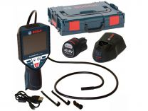 Aku monitorovací kamera Bosch GIC 120 C Professional, 1x 10.8V/1.5Ah, L-BOXX