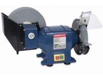 Zobrazit detail - Dvoukotoučová bruska na suché i mokré broušení Powerplus POW5103 - 250 W