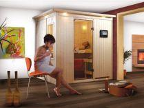 Domácí finské sauny