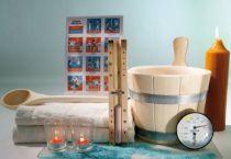 Příslušenství do finské sauny
