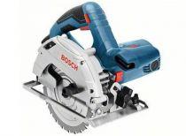 Kotoučová pila Bosch GKS 165 Professional - 1100W, 165mm, 3.6kg, mafl