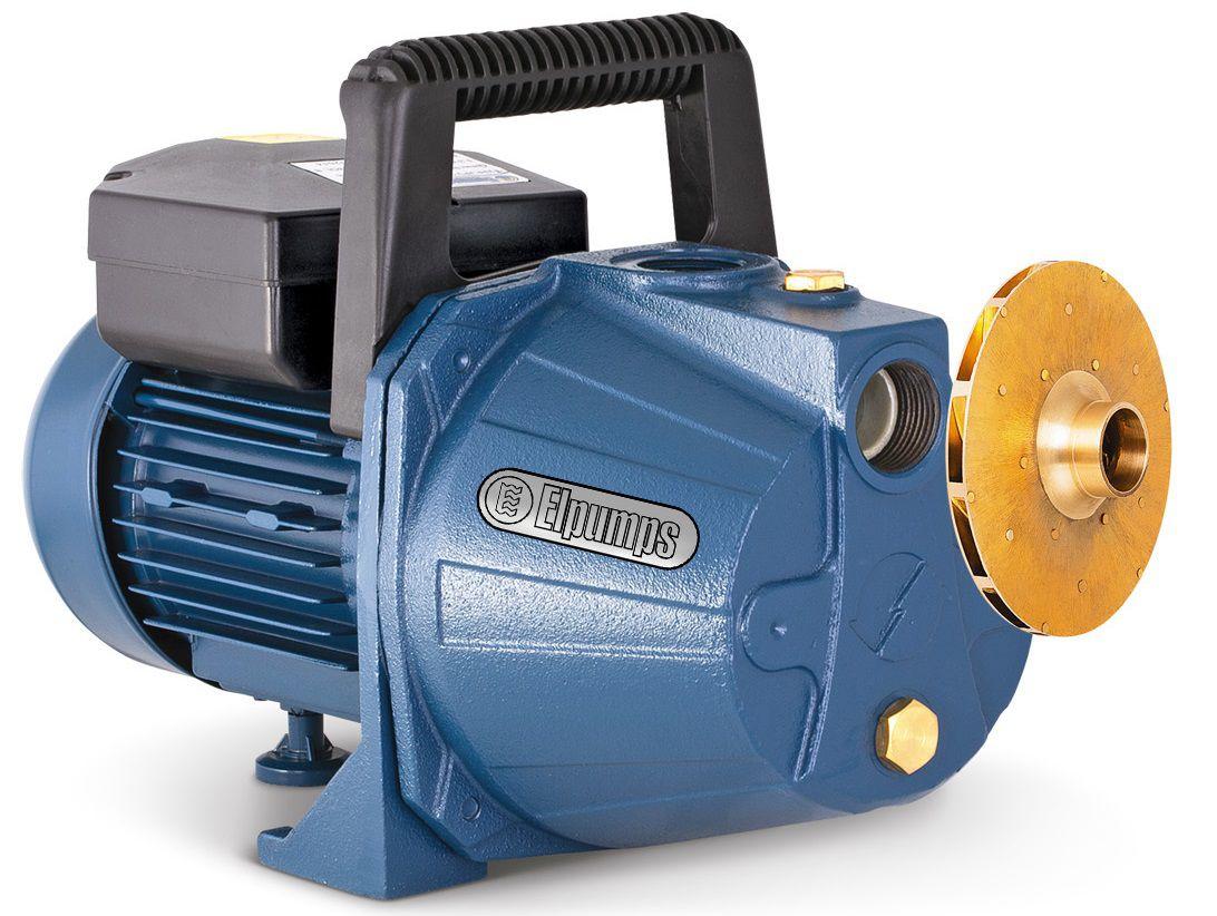 JPV 1300 B Zahradní proudové čerpadlo Elpmups