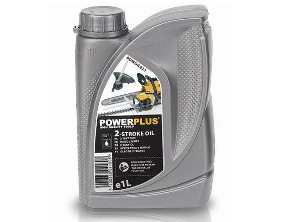 Olej do 2-taktních motorů PowerPlus POWOIL023 - 1L