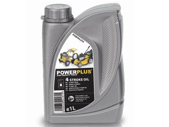Olej do 4-taktních motorů PowerPlus POWOIL033 - 1L
