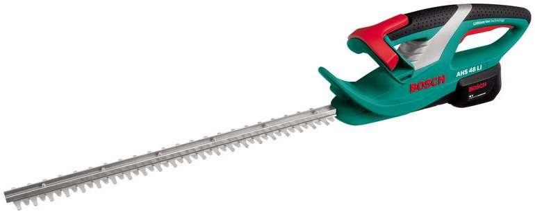 Bosch AHS 48 LI aku nůžky na živý plot bez aku