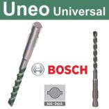 5ks Bosch vrták Multifunkční SDS-Quick 6,5x55/100mm