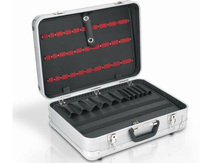 VARO PRM10117 Hliníkový kufr se zámky