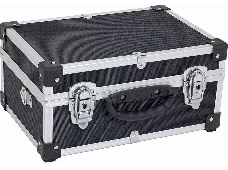 Varo PRM10106B Hliníkový kufr se zámky 320x230x150 mm černý