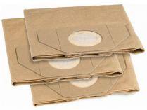 Papírové sáčky PowerPlus POWX323A pro POWX323, 3ks, 30l