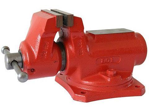 Dílenský svěrák YORK 125 Standard - 125 mm (01.01.01.04.0.0)