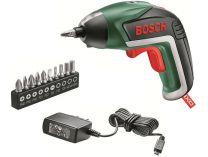 Bosch IXO V Basic - 3.6V/1.5Ah Li-Ion, aku šroubovák