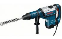 Bosch GBH 8-45 DV Professional - 1500W, 12.5J, 8.9kg, kufr, vrtací a sekací kladivo SDS-Max