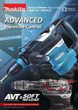 Kombinované vrtací a sekací pneumatické kladivo Makita HR4003C - SDS-Max, 1100W, 8.3J, 6.2kg