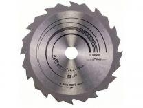 Zobrazit detail - Pilový kotouč na dřevo Bosch Speedline Wood 165x20x1.7mm, 12z
