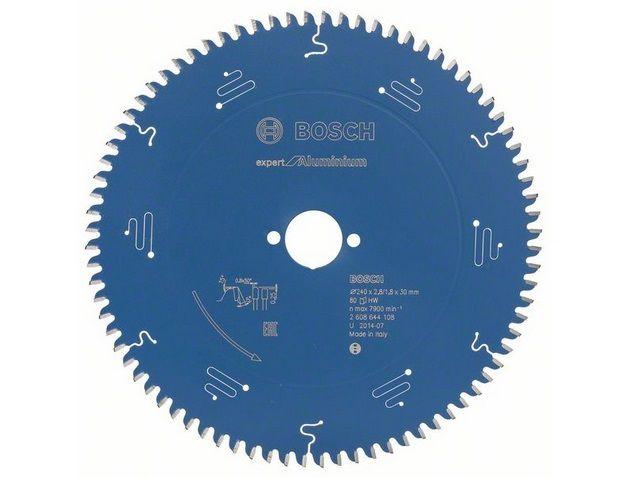 Pilový kotouč na hliník Bosch Expert for Aluminium 240x30x2.8mm, 80 zubů
