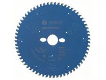 Pilový kotouč na hliník pro pokosové pily Bosch Expert for Aluminium 216x30x2.6mm, 64z