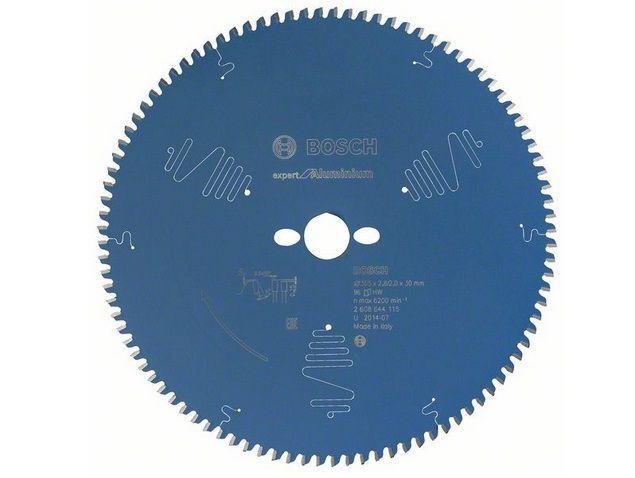 Pilový kotouč na hliník pro pokosové pily Bosch Expert for Aluminium 305x30x2.8mm, 96 zubů