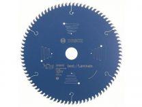 Pilový kotouč na laminát pro pokosové pily Bosch Best for Laminate 254x30x2.5mm, 84z