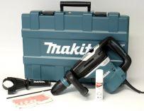 Vrtací a sekací kombinované pneumatické kladivo Makita HR4013C SDS-Max, regulace, AVT, 1100W, 8.3J, 6.8kg