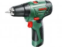 Zobrazit detail - Bosch PSR 10,8 LI-2 - 10.8V/1.5Ah, 26Nm, 0.95kg, kufr, aku vrtačka bez příklepu s integrovaným aku